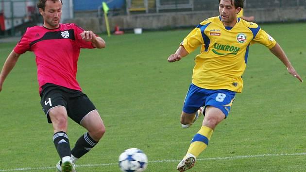 Roman Dobeš (ve žlutém). Ilustrační foto