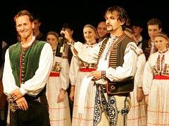 David Pavlíček (vpravo) z Kunovjanu.
