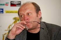 Leoš Kalvoda přemýšlí, jak dostat Slovácko do nejvyšší soutěže.