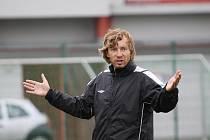 Nový trenér žen 1. FC Slovácko Petr Vlachovský.