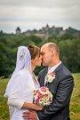 Soutěžní svatební pár číslo 121 - Lenka a Radek Laňkovi, Hradec-Nová Ves