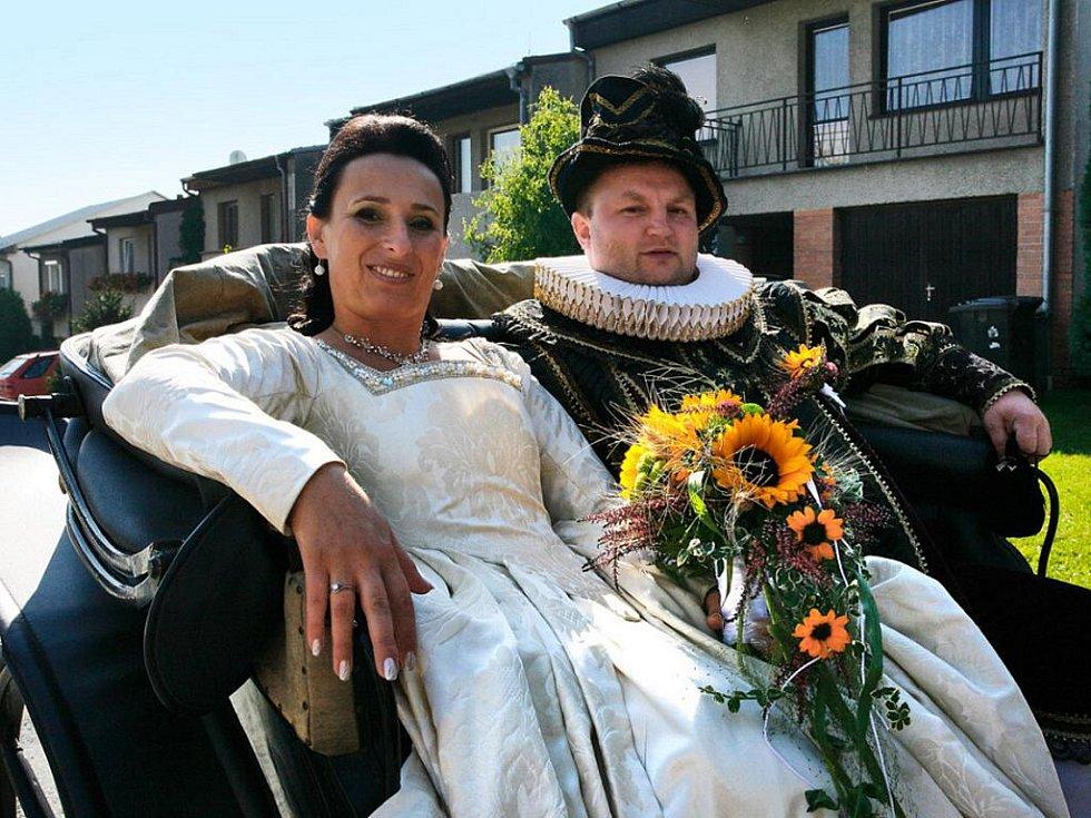 Alena a Jiří Pavelkovi