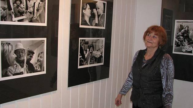 Ve Vsetíně vystavovali fotografie.