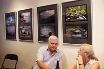 Výstava fotografů z Uherskobrodska v Cafe Clubu