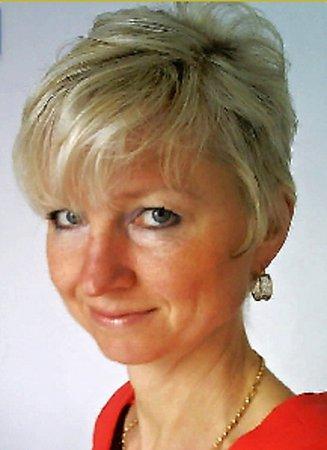 Specialistka ze Světa zdraví vUherském Brodě Jana Lukešová.