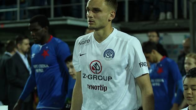 Stoper Slovácka Tomáš Břečka