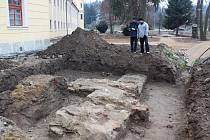 Archeologové rozkopali velkou část Velehradu.