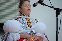 Soutěžní přehlídka dětských zpěváčků nazvaná Tupecký džbáneček.