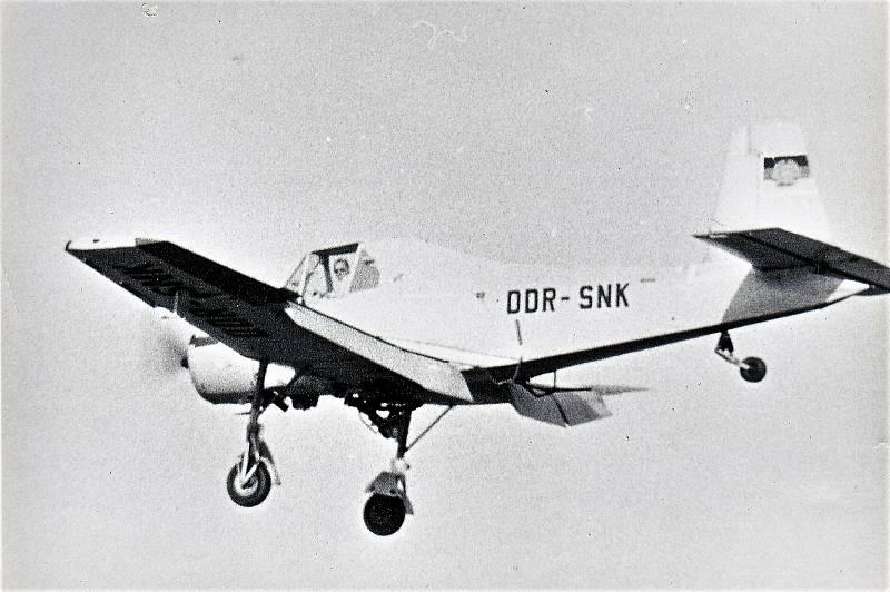 V Leteckém muzeu Kunovice přibude letoun Čmelák, který v bývalé NDR výrazně překročil svoji životnost.