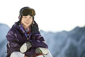 Nejlepší česká freestyle snowboardistka Šárka Pančochová.