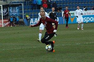 1. FC Slovácko fotbal HET liga 18. kolo Sparta Praha