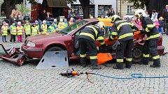Den bez aut v Uherském Hradišti. Ilustrační foto