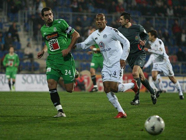 Fotbalový zápas 1. FC Slovácko - Jablonec skončil remízou.