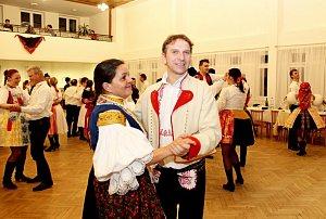 Krojový ples v Kudlovicích