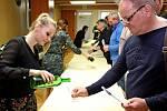 Šampiony výstavy vín vBabicích se se staly vzorky  z Kudlovic a Mařatic