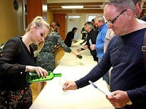 Šampiony výstavy vín v Babicích se se staly vzorky z Kudlovic a Mařatic