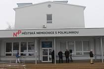 Nemocnice s poliklinikou v Uh. Brodě. Ilustrační foto.