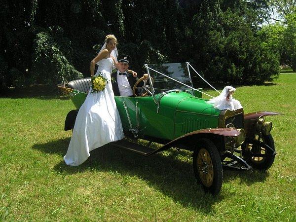 Soutěžní pár č. 118: Lucie a Ivan Dírerovi, Lipník nad Bečvou