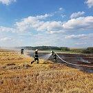 Požár u Vlčnova