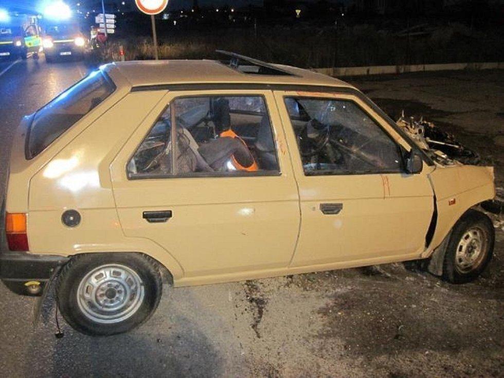 Dopravní nehoda ve Starém Městě stála motorkáře život.