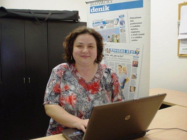Růžena Hlůšková už začala opravovat texty Martina Nevyjela.