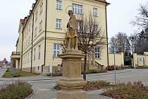 Restaurování soch dala zelenou dotace z ministerstva kultury