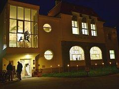 Budova Slováckého muzea v Uherském Hradišti. Ilustrační fot.
