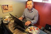 Místostarosta Uherského Hradiště Stanislav Blaha odpovídal v ON-LINE rozhovoru čtenářům webu Slováckého deníku.