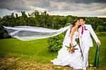 Soutěžní svatební pár číslo 199 - Nikola a Marian Vargovi, Bojkovice