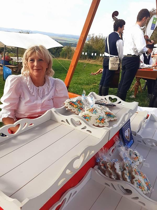 Skanzen Rochus vUherském Hradišti hostil 7. ročník Slováckého festivalu chutí a vůní, 25. 9. 2021