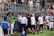 1. FC Slovácko v sezoně 2015-16. Ilustrační foto.