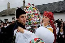 I letos patřily hody v Tupesích k nejokázalejším slavnostem ve vesnici.