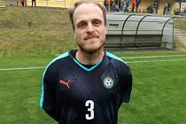 Záložník Osvětiman Jiří Perůtka působí v ligovém Slovácku jako trenér mládeže.
