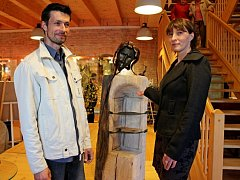 V buchlovickém Muzeu Podhradí byla v páteční podvečeru slavnostně otevřena výstava Poklady chřibských lesů. Autoři vystavených exponátů.