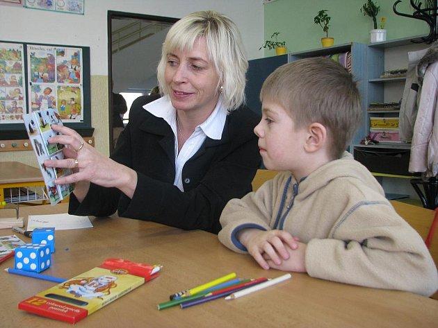 Zápis do prvních tříd se uskutečníl také na Sportovní škole v Uherském Hradišti.