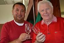 Výstava vín se v Břestku konala už po čtyřicáté.