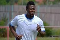 Francis Koné je jedinou letní posilou 1. FC Slovácko.
