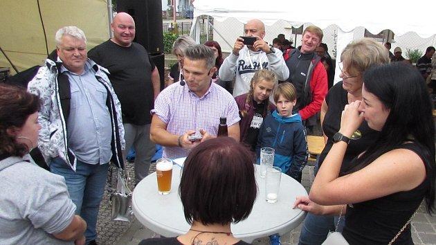 Jarošovský Oktoberfest bavil na dvě tisícovky milovníků piva