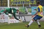 Teplice porazily Slovácko 3:0.