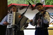 Mikroregion Bílé Karpaty slavil své 10. jubileum ve starohrozenkovském amfiteátru.