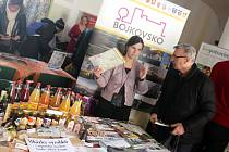 Reduta v Uherském Hradišti hostila v úterý 15. března už 6. ročník Miniveletrhu cestovního ruchu.