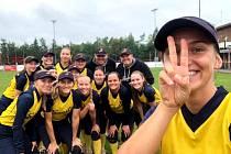 softbal - ženy po výhrách nad Storms Řepy