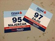 Halového mistrovství České republiky dorostu, juniorů a juniorek, které se o víkendu konalo v Ostravě, se zúčastnila i osmička atletů Slovácké Slavie Uherské Hradiště