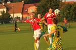 Fotbal divize D: Uherský Brod - Fatra Napajedla