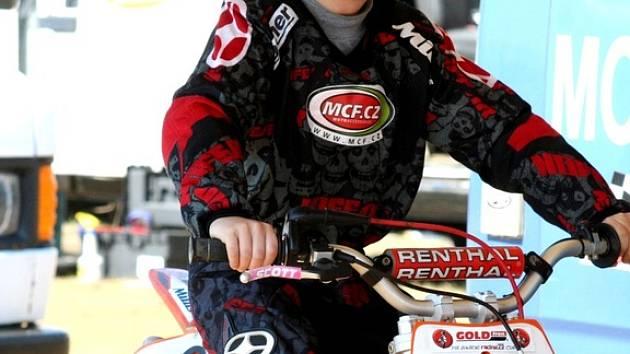 Petr Kolaja měl po 2. místě v Holandsku důvod k úsměvu.