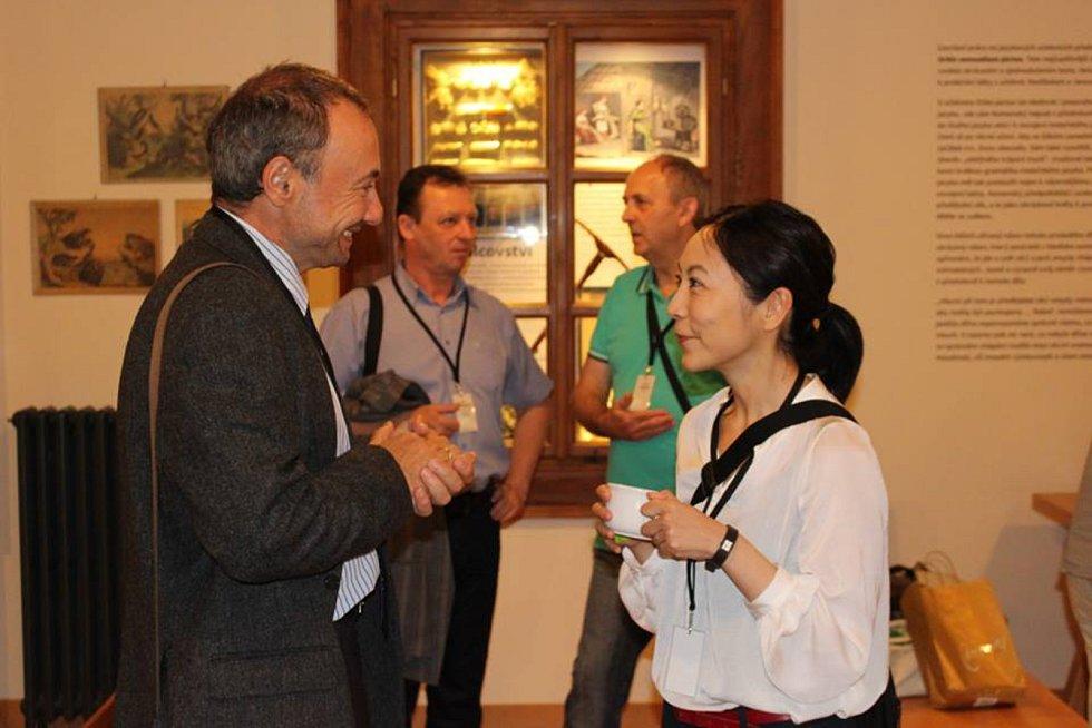 Do brodského muzea se sjeli odborníci na audiovizi z celého světa.