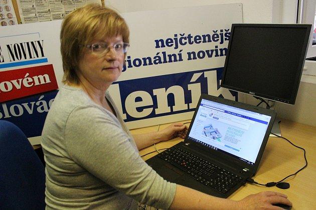 Sociální sítě na Slovácku. Na fungování internetových stránek společností dohlížejí webeditoři.