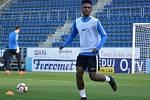 Slovácko posílil defenzivní záložník Umeh Gozie, který přichází na hostování z týmu Greens Sports FC