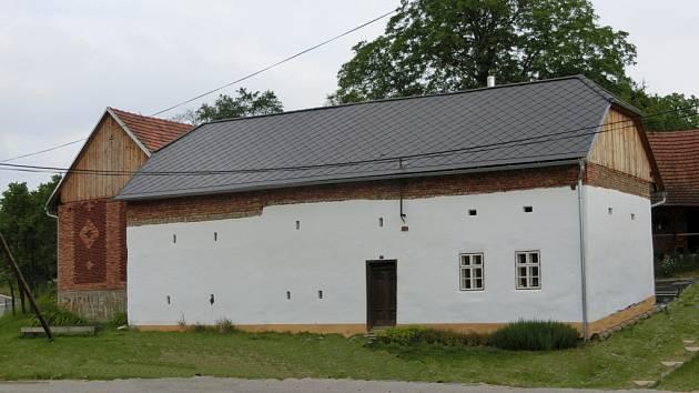 Lidová stavba roku 2014 - Venkovská usedlost Zlámanec
