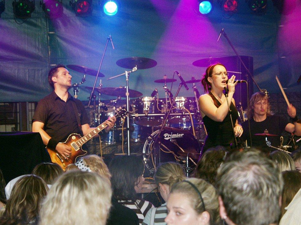 Hudební skupina No Name.